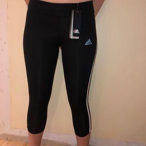 Crop Adidas pants